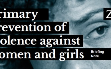 Primary Prevention of violence against women and girls