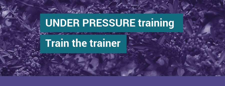 Under Pressure Training - Train the Trainer